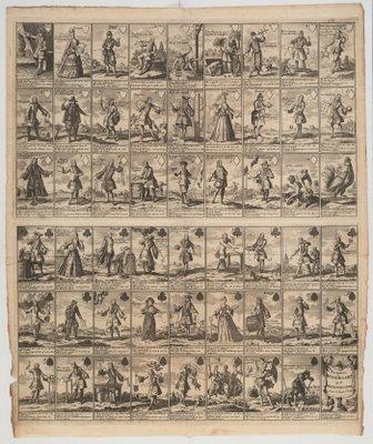 Pasquin's wind cards