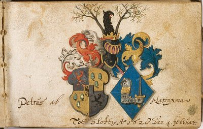 Pieter van Harinxma Coat of Arms
