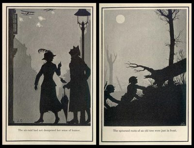world war i silhouettes