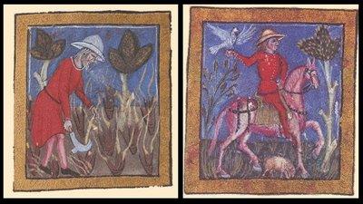 slavonic missal miniatures
