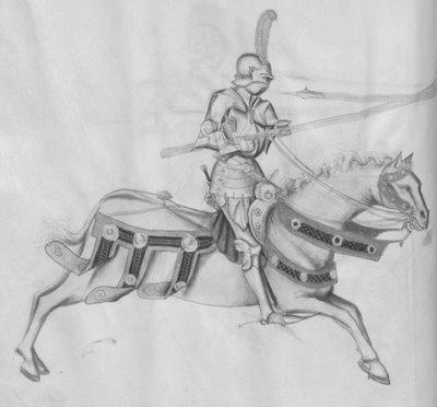 jousting: light horse