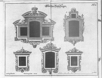 cinq modèles de fenêtres