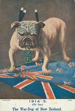 maori bulldog