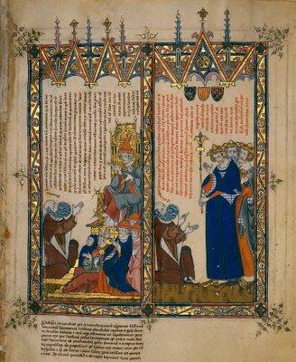 Raymond Lull manuscript 8
