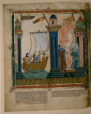 Raymond Lull manuscript 9