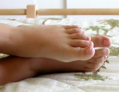 Perfect feet porn pics