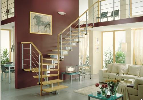 Pyp Arquitectura Escaleras