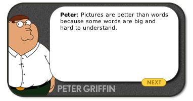 Family Guy Random Quote Generator