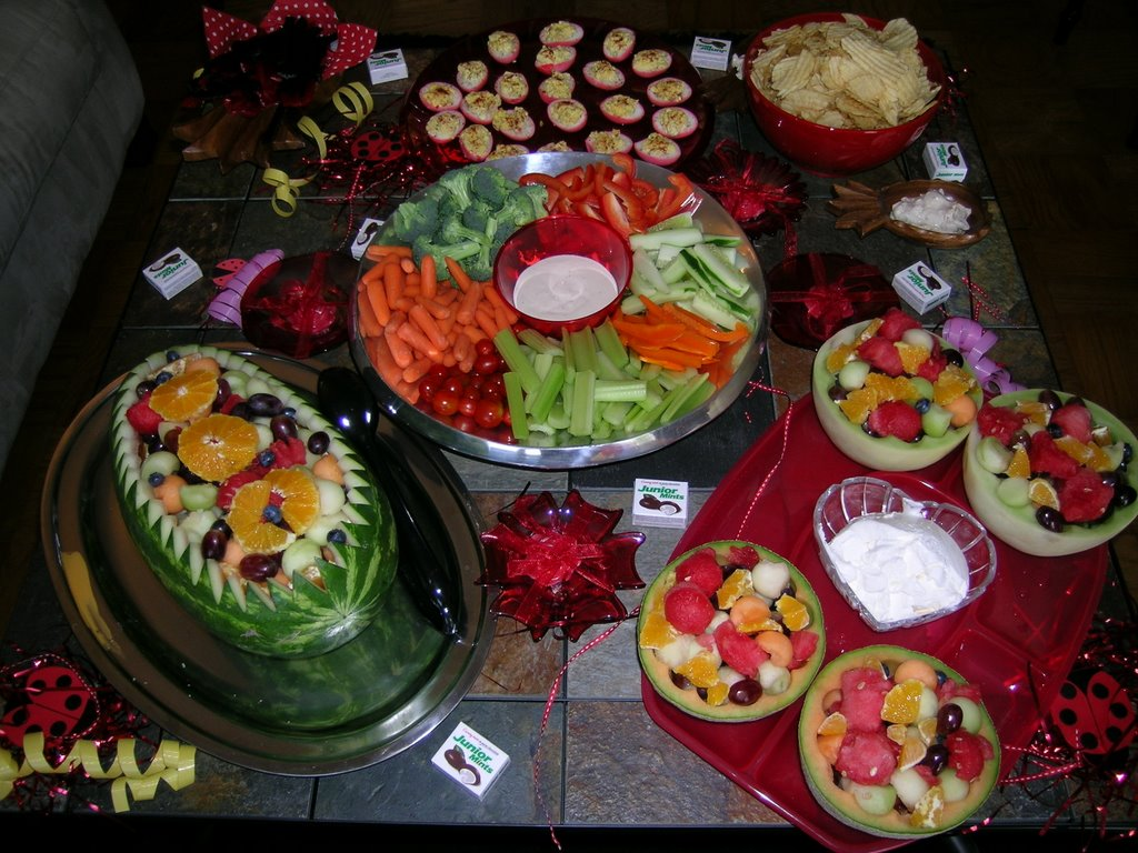 We Have Party Food Ideas
