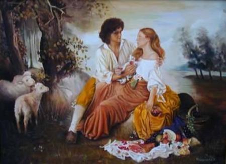 Romanthyca le romantisme dans toutes ses formes for Courant artistique