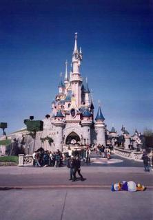 Donald en Disneylandia