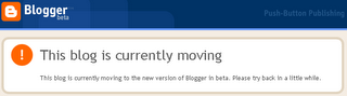 This blog is currently moving