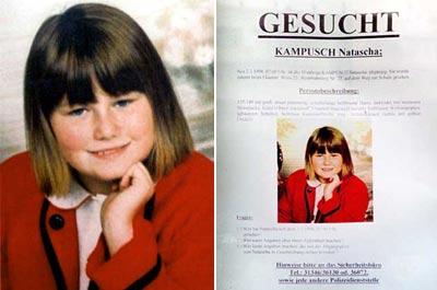 Natascha Kampusch 1998