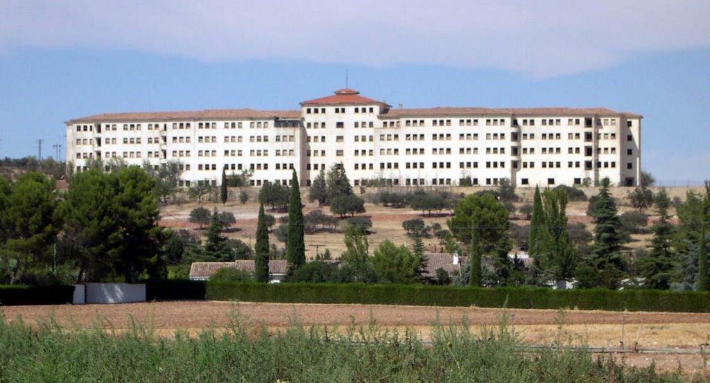 El Sanatorio de La Atalaya (Ciudad Real). Atalaya3