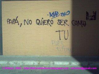 ©Graffiti, per Èlsinor (2006)