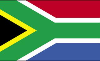 Mapa África do Sul