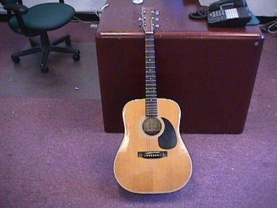 Suzuki Guitars Serial Numbers