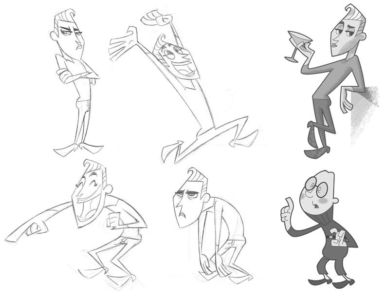 Character Design Spot : Character design jeff s art spot