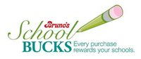 St. Bede Collecting Box Tops, Campbell's Soup Labels, Bruno's Green Receipts, & Tyson A+ for Education 2