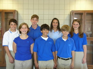 Middle School Elects Student Council 1