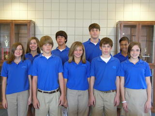 Middle School Elects Student Council 2