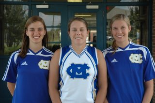 Three Athletes to Play in AHSAA All-Star Sports Week, July 10-14 1