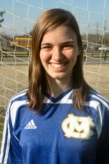 Belsterling Named All-Metro Female Soccer Player of the Year, Three Named to All-Metro Team, Two Named Honorable Mention 1