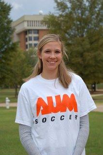 Anna Vercelli Signs with AUM Lady Senators Soccer Program 1