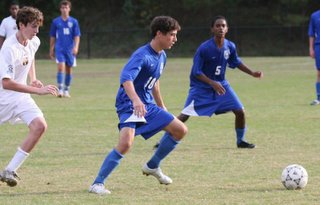 Sophomore Colin Newmeyer Led YMCA Capital City Streaks To State Cup 1