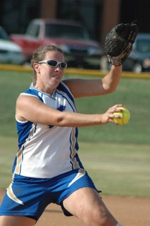Beesley Named to All Metro & All State Fast-Pitch Softball Teams 1