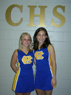 Varsity Cheerleaders Earn Bid to NCA National Competition 2