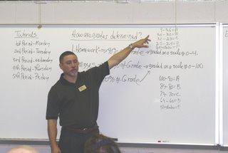 Mr. Bernard Frye Named National Honor Roll Outstanding American Teacher 2