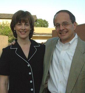 David '72 & Jeanne '72 Barranco Named Charlie Harbin Distinguished Service Award Winners 1