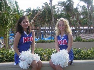 Cheerleaders to perform at FedEx Orange Bowl 1