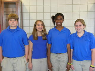 Middle School Elects Student Council 3