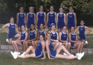 Middle School Cheerleading Squad Sparkles at NCA Camp 1