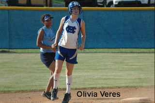 Beesley Named to All Metro & All State Fast-Pitch Softball Teams 2