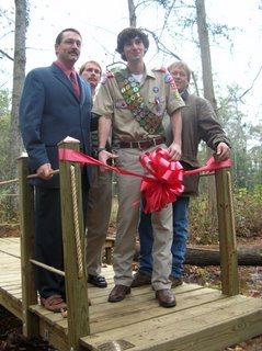 Shipman Schaum Receives Eagle Scout, Honored by Alabama Wildlife Federation 1