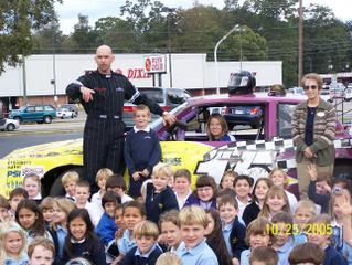 St. Bede Revs Up for Red Ribbon Week 1