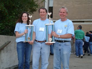 St. Bede Science Olympiad Teams Receive Top Honors at Competition 2