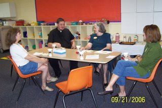 """St. Bede Invites Parents to Spend """"Third Thursdays with the Principal"""" 1"""