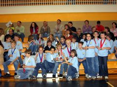 St. Bede Scores Big at Science Olympiad Competition 1