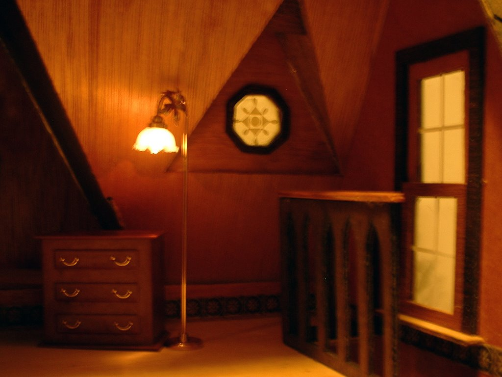 Uncategorized The Dollhouse Blog Page 7 Doll House Wiring Finally I Got Lights For My Didnt Want To Go About It Electricity So Two Battery Boxes That Look Like Dressers And Match