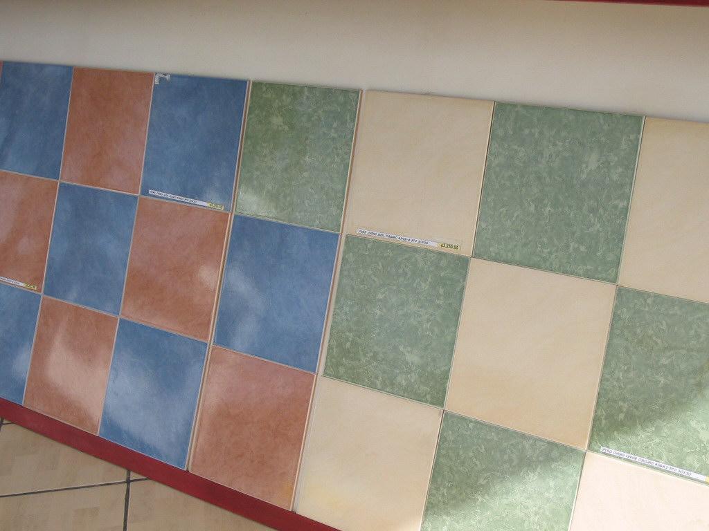 Arte en ceramica algunas muestras for Muestras de azulejos