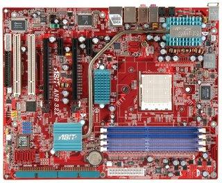 Abit AN8 32X Motherboard