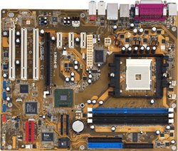 Asus K8N4-E Deluxe Motherboard
