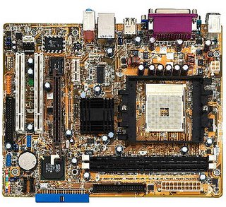 Asus K8S-MX Motherboard