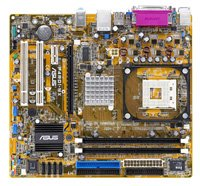 Asus P4RD1-MX Motherboard