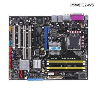 Asus P5WDG2-WS Motherboard