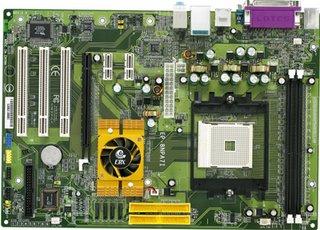 Epox  EP-8NPA7I Motherboard